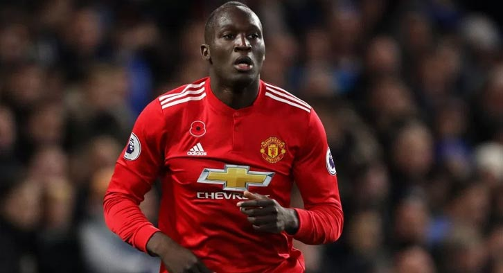 Lukaku is back amongst the goals for United with 3 in his last 4 games. Photo Credit: The Sun