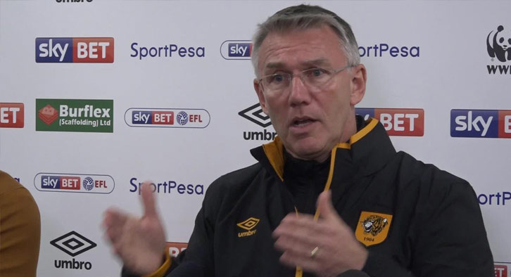 Nigel Adkins side Hull City will be expecting a strong test from Leeds United