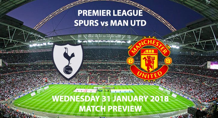 Tottenham vs Manchester United live from Wembley on BT Sport.