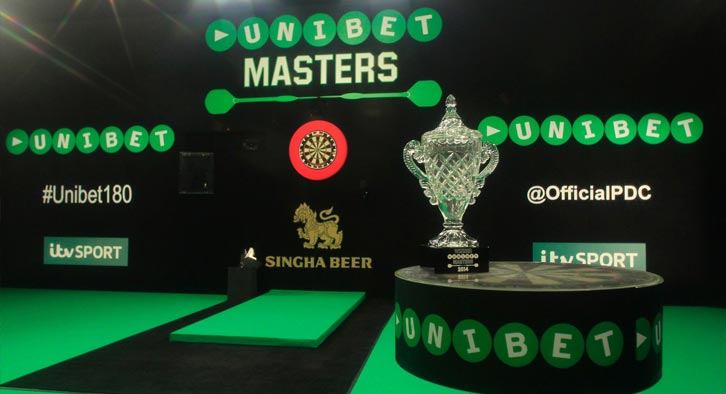 The Unibet Darts Premier League 2018, Betting Preview, Starts 1st February 2018