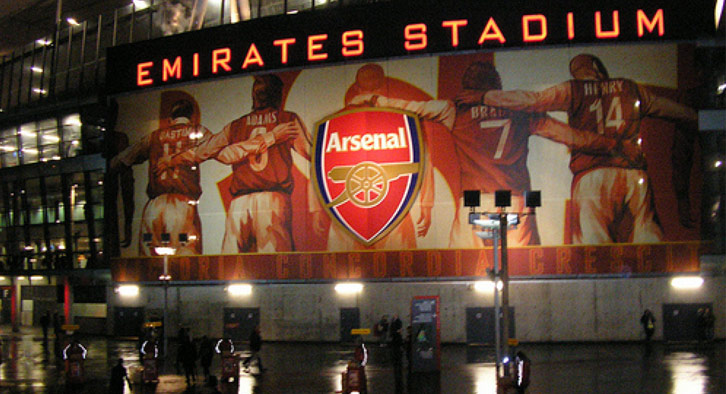 """Emirates Stadium"" (CC BY 2.0) by oddsock"