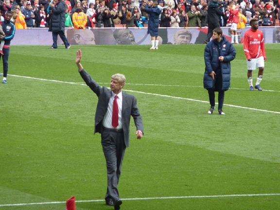 """Arsene Wenger"" (CC BY 2.0) by wonker"