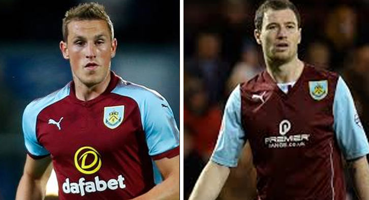 Chris Wood Burnley's record signing & Ashley Barnes have been influential netting seven goals between them.