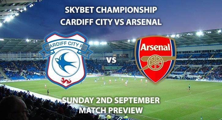 Cardiff City vs Arsenal - Sunday 2ndSeptember 2018, FA Premier League, Cardiff City Stadium. Live on Sky Sports Main Event – Kick-Off: 13:30 GMT.