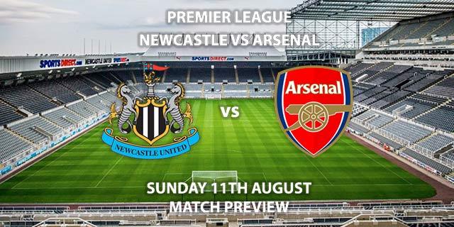Newcastle United vs Arsenal - Sunday 11th August 2019, FA Premier League, St James' Park. Live on Sky Sports Premier League – Kick-Off: 14:00 BST.