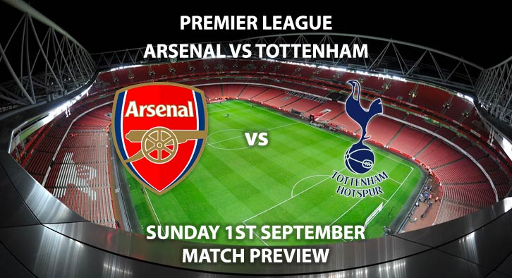 Arsenal vs Tottenham Hotspur - Sunday 1st August 2019, FA Premier League, Emirates Stadium. Live on Sky Sports Premier League – Kick-Off: 16:30 BST.